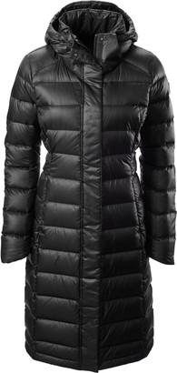 Kathmandu Winterburn Women's 550 Fill Longline Down Coat