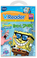 SpongeBob Squarepants VTech Nickelodeon V. Reader Cartridge - Model Sponge