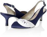 Jacques Vert Contrast Bow Shoe