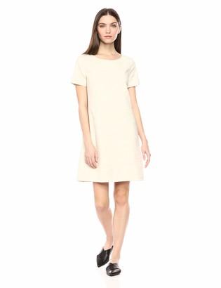 Theory Women's Panel Shift Shortsleeve Dress