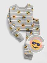 Gap babyGap Emoji PJ Set