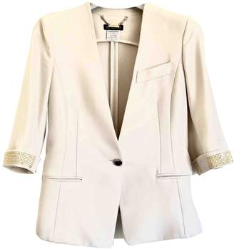Mangano White Jacket for Women