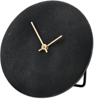 Nkuku Okota Standing Clock - Black