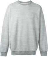 Golden Goose Deluxe Brand embroidered back sweatshirt - men - Cotton - L