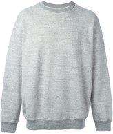 Golden Goose Deluxe Brand embroidered back sweatshirt - men - Cotton - S