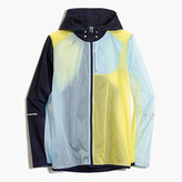 J.Crew New Balance® for packable colorblock jacket