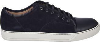 Lanvin Captoe Low Top Sneakers