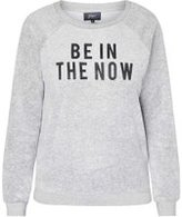 Dorothy Perkins Womens **Only 'Be in the now' soft sweater- Grey