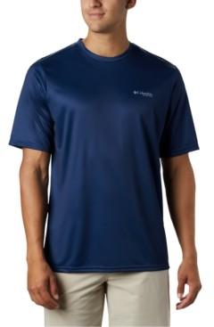 Columbia Men's Pfg Terminal Tackle Hooked T-Shirt