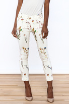 I Heart Tyler Madison Floral Cropped Trouser