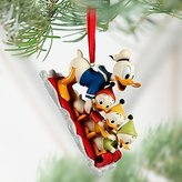 Disney Huey, Dewey and Louie with Donald Duck Ornament