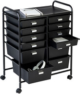 Honey-Can-Do 12-Drawer Rolling Cart