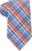 Club Room Men's Seashore Plaid Classic Tie, Only at Macy's