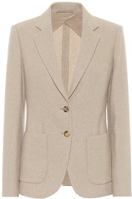 Max Mara Pecora cashmere blazer