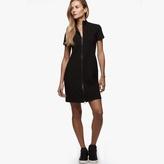 James Perse Knit Zip Up Dress