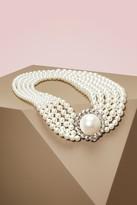 Miu Miu Pearl necklace