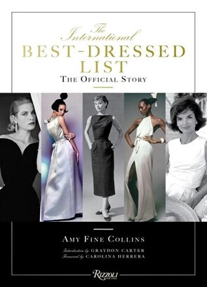 Amy Fine Collins The International Best Dressed List: The Official Story