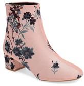 Topshop Women's Blooming Floral Bootie