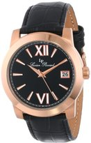 Lucien Piccard Women's LP-10026-RG-01-BK Bordeaux Analog Display Japanese Quartz Watch