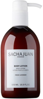 Sachajuan Fresh Lavender Body Lotion, 16.9 oz