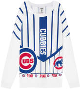 PINK Chicago Cubs Varsity Crew