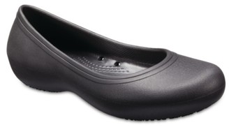 Crocs Kadee 2 Work Flat - Women's