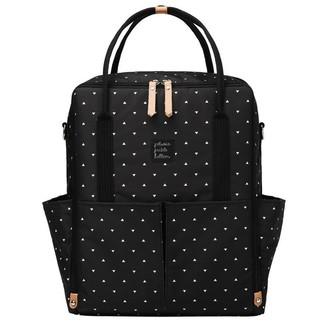 Petunia Pickle Bottom Inter-Mix Backpack Diaper Bag, Trio
