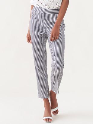 Sail to Sable Striped Pants