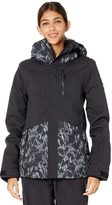 O'Neill Coral Jacket (Dark Grey Melee) Women's Coat