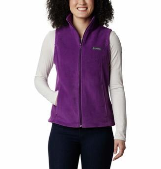 Columbia Women's Benton Springs Vest Warm Fleece