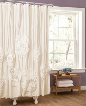 "Lush Decor Serena 72"" x 72"" Shower Curtain Bedding"