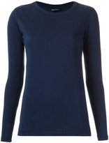 Uma | Raquel Davidowicz - long sleeves top - women - Cotton - PP