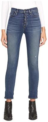 Hudson Barbara High-Waist Skinny in Prelude (Prelude) Women's Jeans