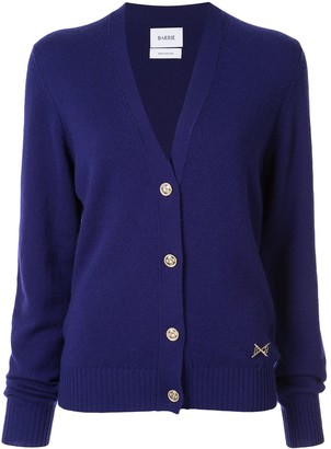 Barrie V-neck cardigan
