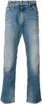 CK Calvin Klein light-wash jeans