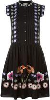 Temperley London 'Sylvie' sleeveless dress - women - Cotton/Silk - 10