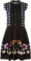 Temperley London 'Sylvie' sleeveless dress - women - Silk/Cotton - 10