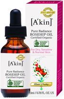Akin A'Kin Pure Radiance Organic Rosehip Oil (23ml)