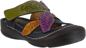 Spring Step L'Artiste by Leather Clogs - Jexa