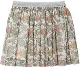 Joe Fresh Toddler Girls' Floral Tutu Skirt, Off White (Size 5)