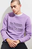 Soulland Sollezzo Embroidered Crew Neck Sweatshirt