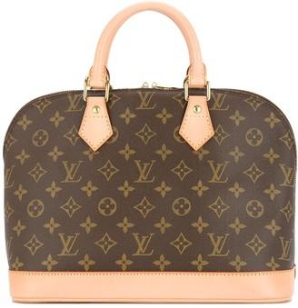 Louis Vuitton pre-owned Alma tote