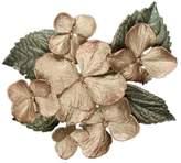 Silver Seasons Hydrangea Blossom Pin