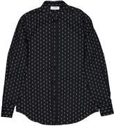 Céline Celine Black Cotton Shirts