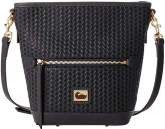 Dooney & Bourke Camden Woven Mini Hobo Crossbody