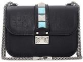 Valentino Garavani Lock Rolling Small leather shoulder bag