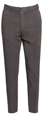 Officine Generale Pierre Linen-Blend Pants