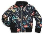 Urban Republic Baby's Printed Zip Jacket