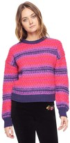 Juicy Couture Twisted Ombre Cable Pullover