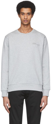 Saturdays NYC Grey Bowery Cosmographical Sweatshirt